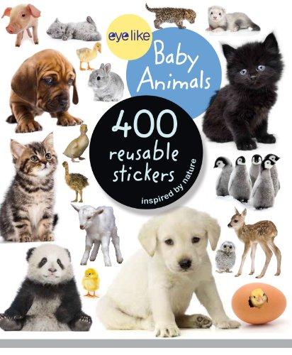 Eyelike Stickers: Baby Animals