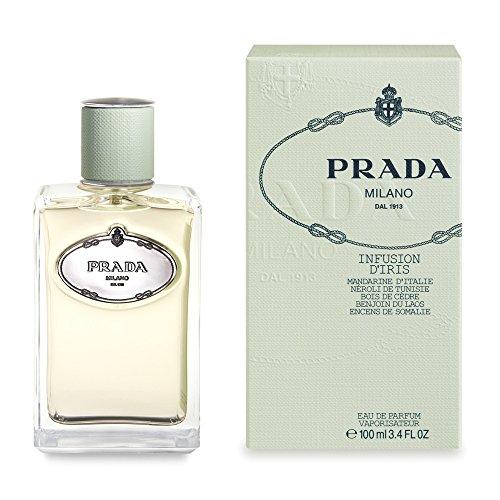 Prada Infusion D'Iris femme / woman, Eau de Parfum, Vaporisateur / Spray 100 ml, 1er Pack (1 x 100 ml)