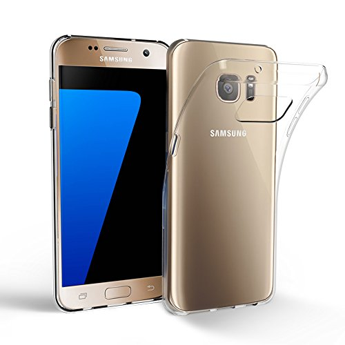 Samsung Galaxy S7 Hülle Case, EasyAcc TPU Schutzhülle Samsung S7 Hülle Case Cover Transparente