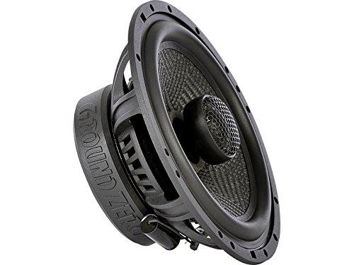 Ground Zero Hydrogen Lautsprecher Koax-System 320 Watt VW Golf IV 4 , Bora alle Einbauort vorne : Türen / hinten : Türen