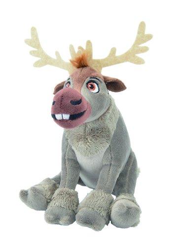 Simba Toys 6315873662 - Disney Frozen Sitzend Sven Elch - Plüsch, 20 cm