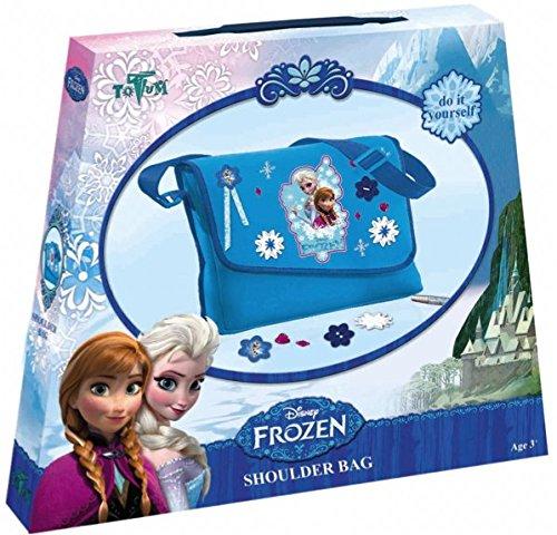 Totum 682009 - Disney Frozen - Schultertasche dekorieren