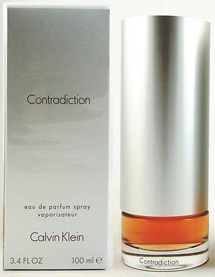 Calvin Klein Contradiction 100 ml Eau de Parfum  EDP