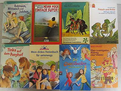 98 Bücher Taschenbücher Kinderromane Kinderbücher erstes Lesen junge Leser