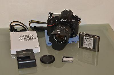 Nikon FX D800 mit 28-135mm Objektiv Kartenleser und mehr, Anschauen lohnt sich!.