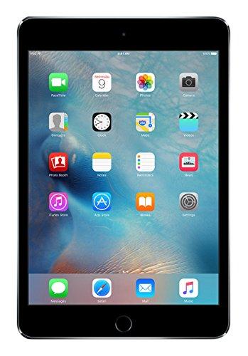 Apple iPad mini 4 20,1 cm (7,9 Zoll) Tablet PC (WiFi/LTE, 64GB Speicher) spacegrey