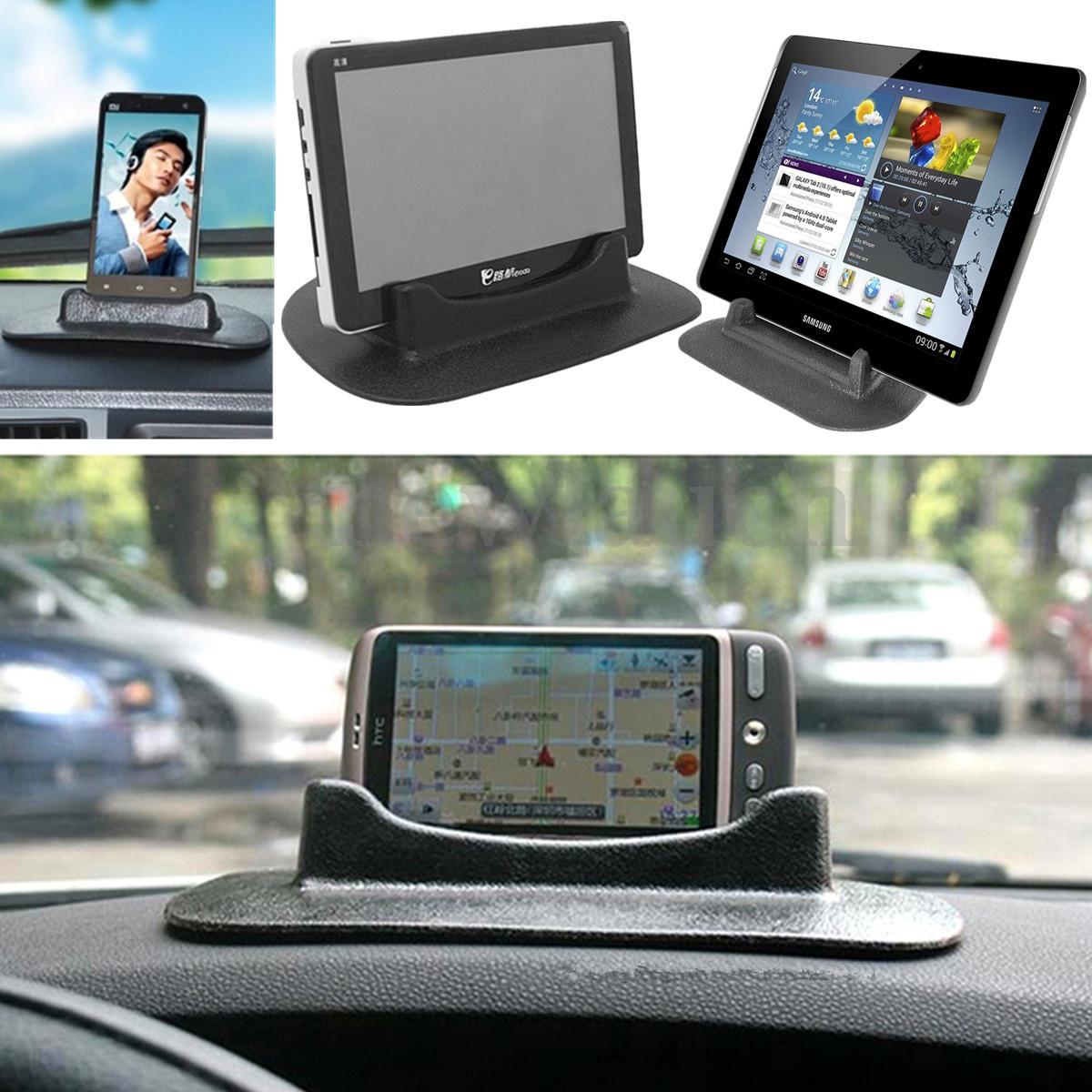 Auto KFZ Antirutsch Matte Pad Handy Halterung Halter Ständer für GPS Tablet PC