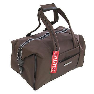 Kappa Reisetasche Sporttasche Tasche Bag - super robuste Qualität  - braun