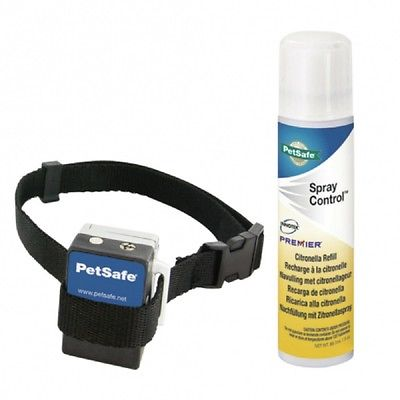 PetSafe PBC45-14136  Antibell Halsband Sprayhalsband Anti Bell mit Citronella