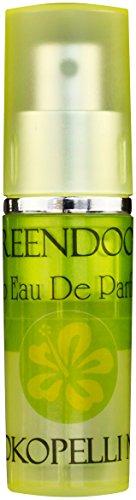 Greendoor Eau de Parfum (EdP) Kokopelli N°1, Bio Parfüm aus der Naturkosmetik Manufaktur, fülliges Blumen-Bouquet, Taschenzerstäuber mit Vaporisateur