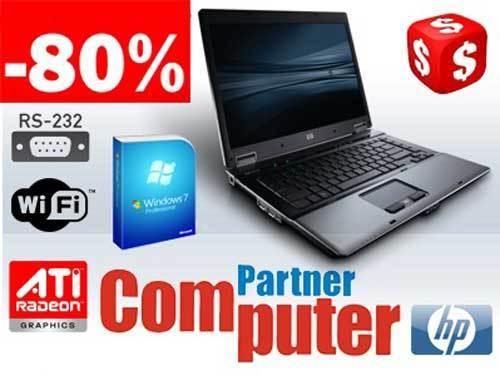 SONDERANGEBOT! Laptop HP 6735B AMD über 4GHz 15 Zoll Windows XP WLAN Notebook