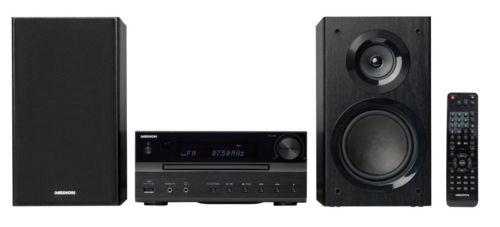 MEDION LIFE P64262 Micro Audio System CD MP3 Bluetooth DAB+ PLL UKW USB Anlage