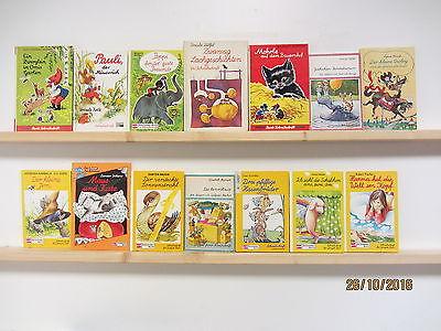 79 Bücher Kinderbücher ältere Kinderbücher in Schreibschrift