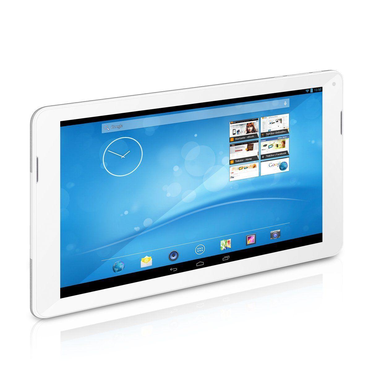 Trekstor 10.1 Zoll 25,7cm SurfTab breeze Tablet 1GB 8GB 4 x 1,3 GHz Android 4.4