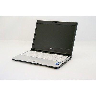 Fujitsu Lifebook S760 Office Laptop Core i5 2.4GHz 4GB 160GB Webcam + UMTS