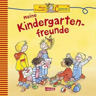 MEINE FREUNDIN CONNI  Meine Kindergarten-Freundebuch