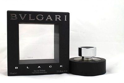 Bvlgari Bulgari Black 75 ml EDT Eau de Toilette Unisex
