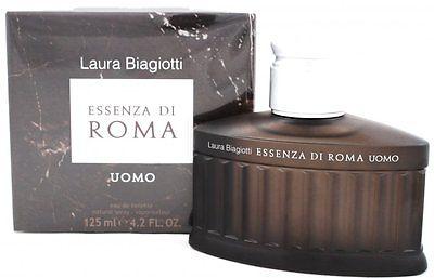 Laura Biagiotti Essenza Di Roma Uomo 125 ml Eau de Toilette EDT