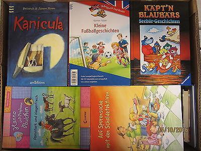 65 Bücher erstes Lesen junge Leser Kinderromane Kinderbücher
