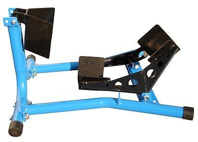 Montageständer Radhalter-Wippe Motorradständer Neu