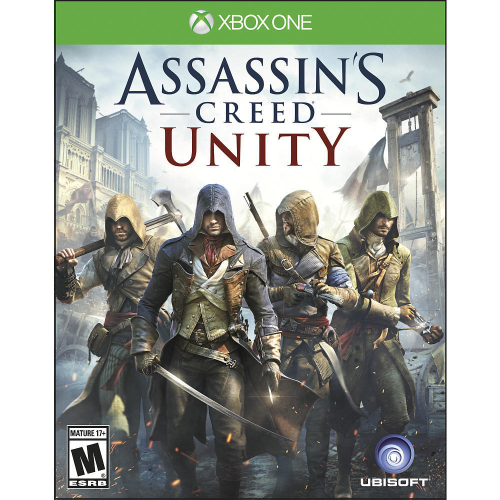 Assassin's Creed: Unity Instant Digital Key Microsoft Xbox One NO DESC Worldwide