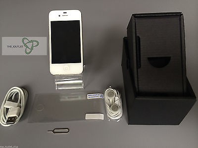 Apple iPhone 4s - 16 GB - White (Unlocked) Grade A - EXCELLENT CONDITION