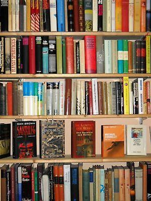 Buchpaket Konvolut - 20 x Hardcover Romane - bunt gemischt - Sonderpreis