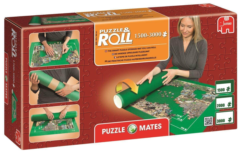 Puzzle Mate & Roll Puzzlematte Matte Teppich 17691 Jumbo bis 3000 Teile NEU OVP