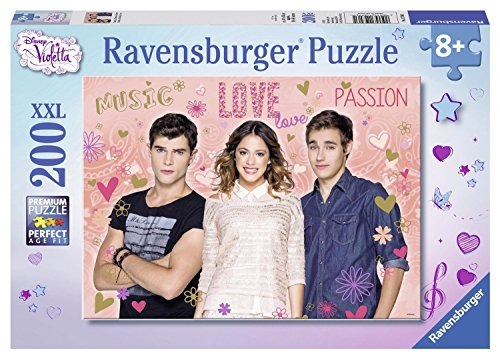 Ravensburger 12706 - Violetta, Diego & Leon