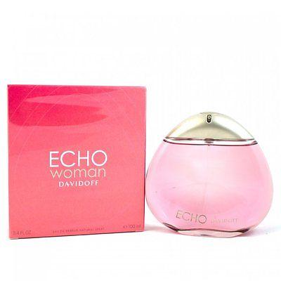 Davidoff Echo Woman - Women 100 ml Eau de Parfum EDP