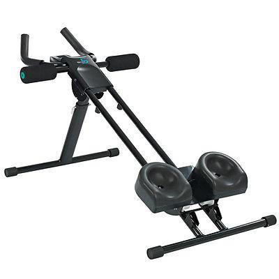 fitmaxx 5 Bauchtrainer Muskel Rückentrainer Fitnessgerät Shaper wenige min tgl