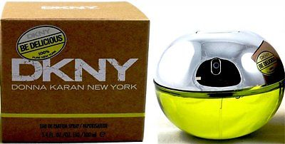 DKNY Donna Karan Be Delicious 100 ml Eau de Parfum EDP