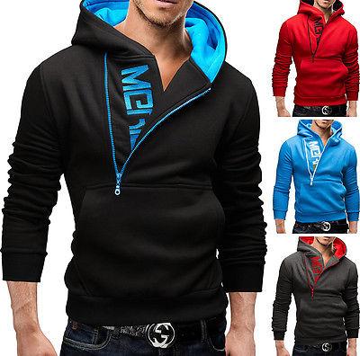 Merish Kapuzenpullover Hoodie Pullover Jacke T-Shirt Neu Herren Sweatshirt 08