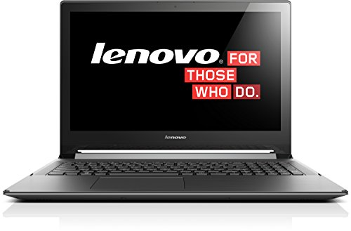 Lenovo Flex 2-15 39,6 cm (15.6 Zoll FHD IPS) Convertible Notebook (Intel Core i3-4030U, 1,9GHz, 4GB RAM, 128GB SSD, Intel HD 4400 Graphics, Touchscreen, Win8.1) schwarz