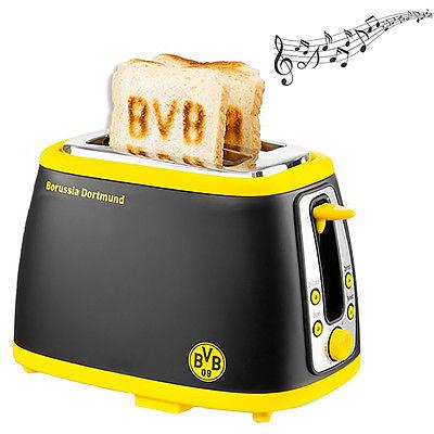BVB Borussia Dortmund Sound Toaster - Borussia - Neu