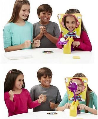 Lustig Familien Spiel Pie Face Kinder Cream Spiel Interessant Party Game