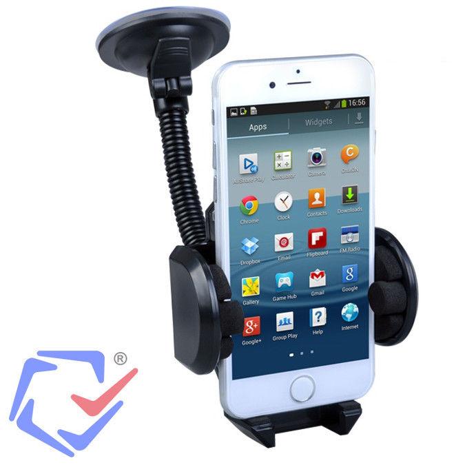 Universal Halterung für Handy Smartphone GPS PDA Auto KFZ Autohalterung Foto