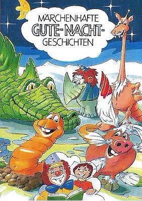 GUTE NACHT Personalisiertes Kinderbuch Personalisierte Kinderbücher Taufgeschenk