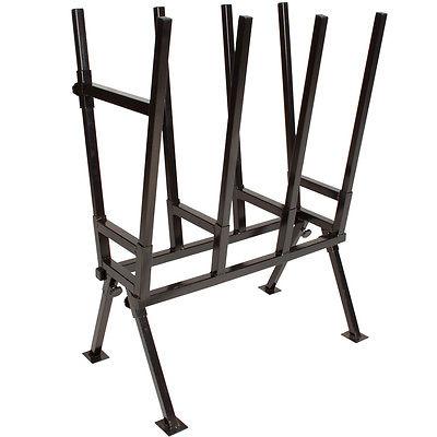 Sägebock für Säge Holzspalter Kettensäge Brennholz Holzsägebock Sägegestell