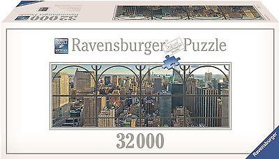 RAVENSBURGER*PUZZLE*32000 TEILE*NEW YORK CITY WINDOW*NEU+OVP