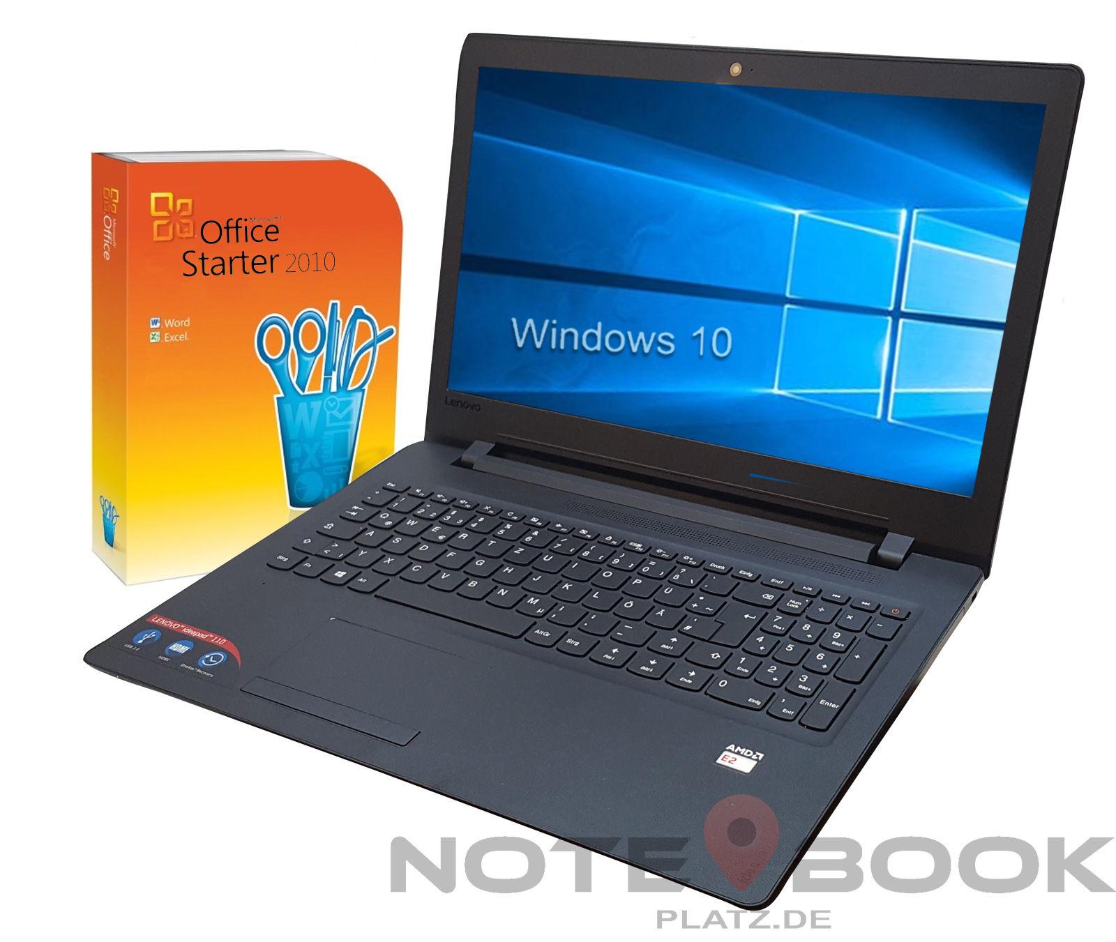 Lenovo Notebook - 15,6