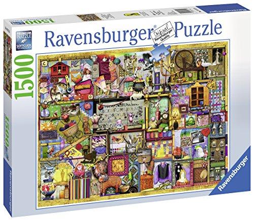 Ravensburger 16312 - Bastelstunde, Thompson