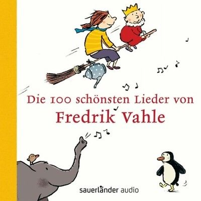 + Vahle Fredrik : Die 100 schönsten Lieder von Fredrik Vahle 4er CD NEU