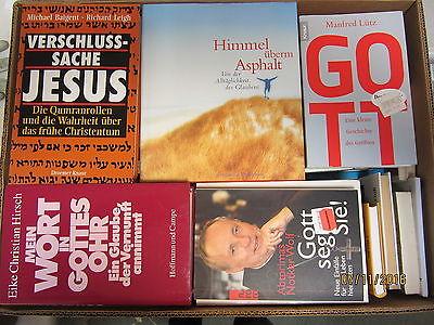 73 Bücher Christentum Religion Kirchengeschichte Glaube Theologie