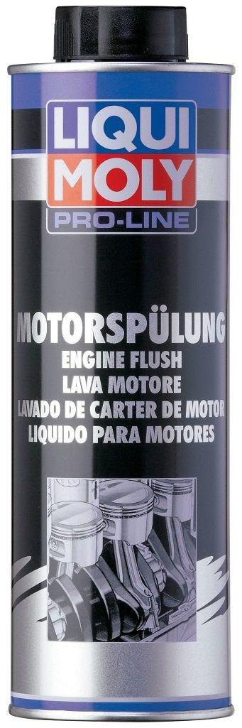 Liqui Moly Pro Line Motorspülung 1x500ml Motor Reiniger Öl Additiv MotorClean