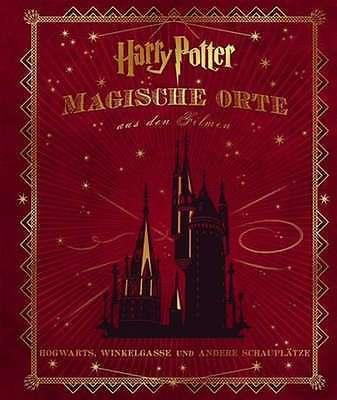 MAGISCHE ORTE AUS DEN FILMEN  HOGWARTS WINKELGASSE HARRY POTTER FILME BUCH