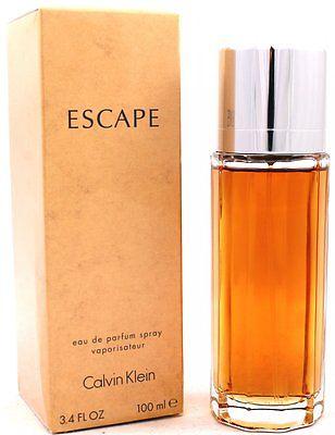 Calvin Klein Escape Women - Woman 100 ml Eau de Parfum EDP