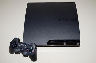 PS3 Sony Playstation 3 SLIM 320 GB Konsole #49040
