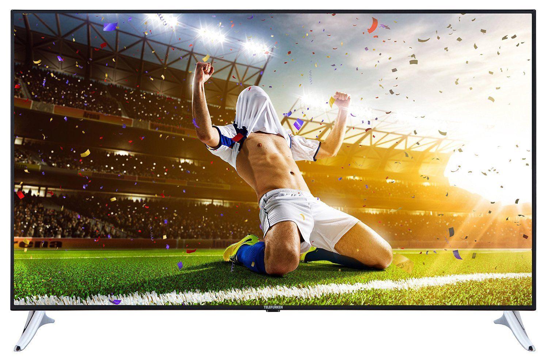 Telefunken XU65A401 Ultra HD Fernseher 65