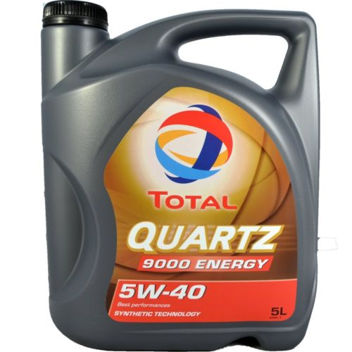 Total 5W-40 Quartz 9000 Energy - 5 Liter 5W40 Motoröl MB 229.5